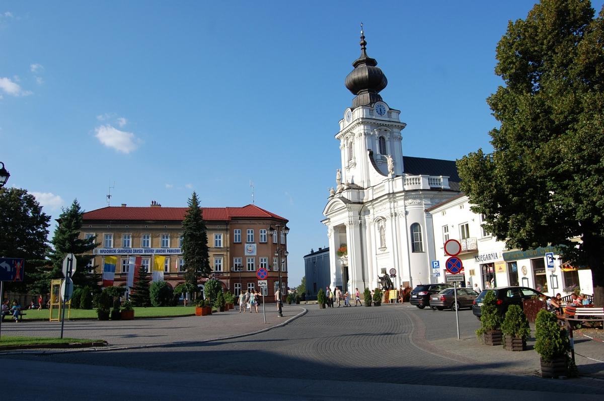 Cracovia e i luoghi di Papa  Giovanni Paolo II